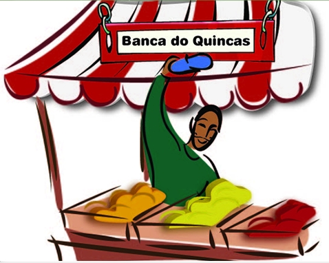 Logo Banca do Quincas